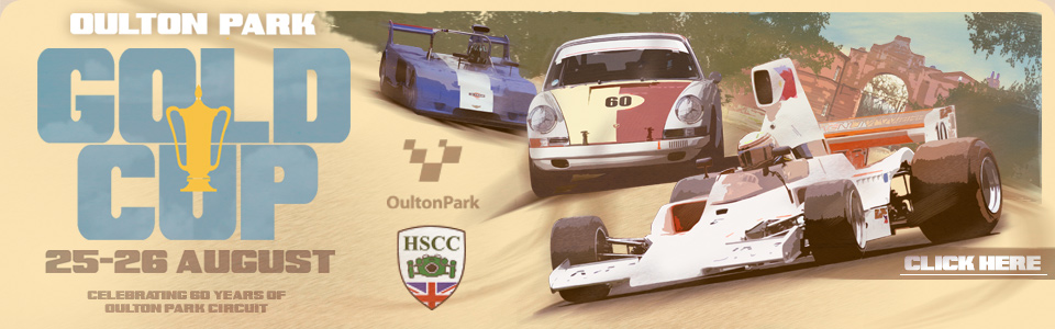 Oulton Park Gold Cup