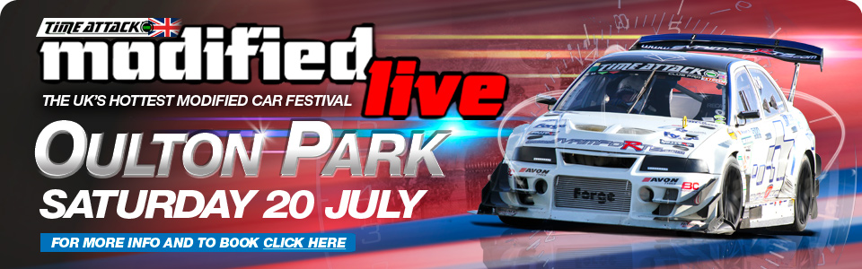 Modified Live - Oulton Park
