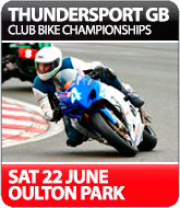 Thundersport GB - Oulton Park