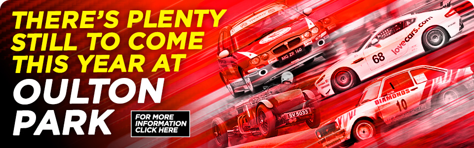 Still to come Oulton Park in 2014