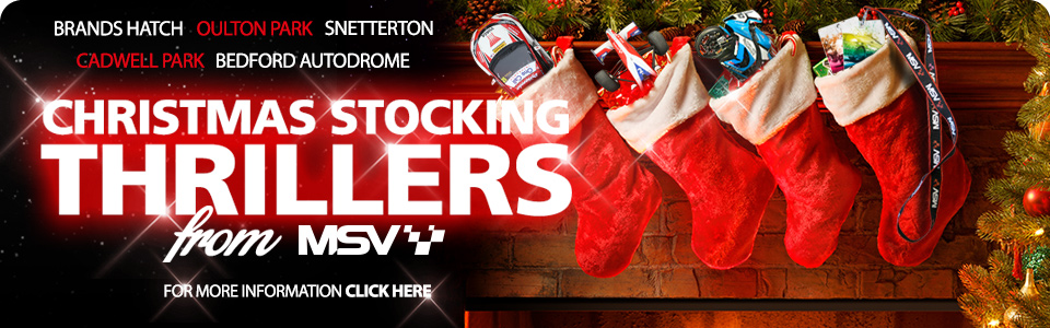 Christmas Stocking Thrillers - From MSV