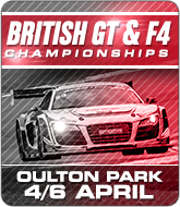 British GT and F4 Championships - Oulton Park