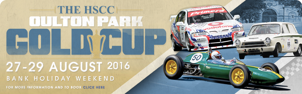 The HSCC Oulton Park Gold Cup