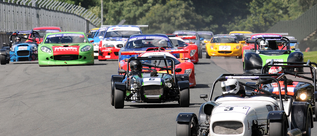 CNC Heads Saloon Car Championship