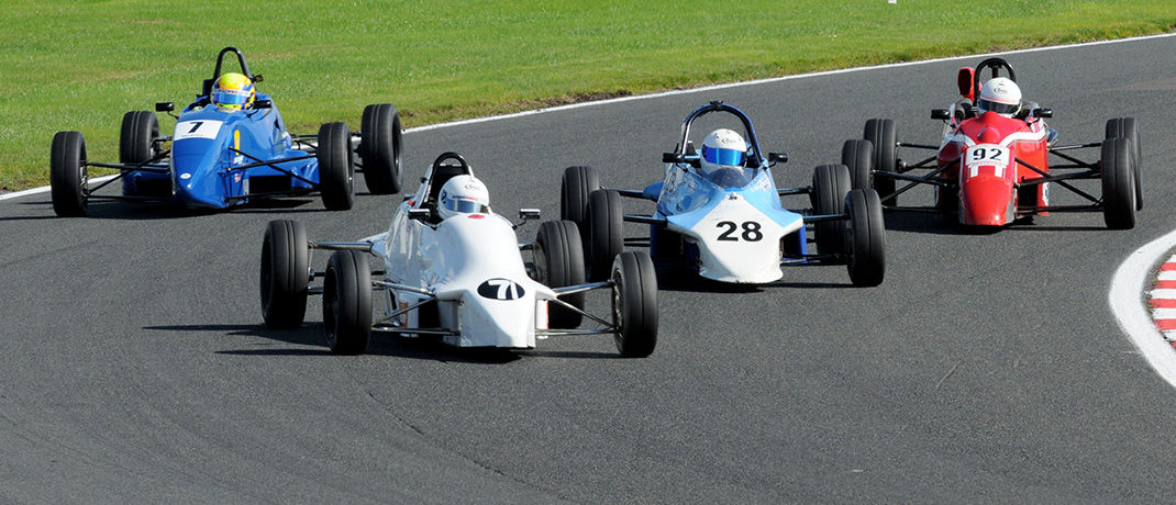 Avon Tyres Formula Ford 1600 Northern Championship