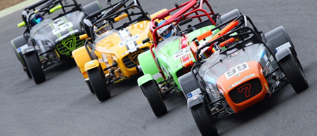 Caterham Supersport Championship