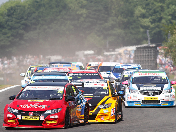 British Touring Cars Tickets Oulton Park