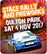 Stage Rally and Fireworks - Oulton Park