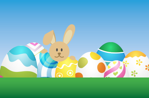 Easter Egg Hunt- Monday Only